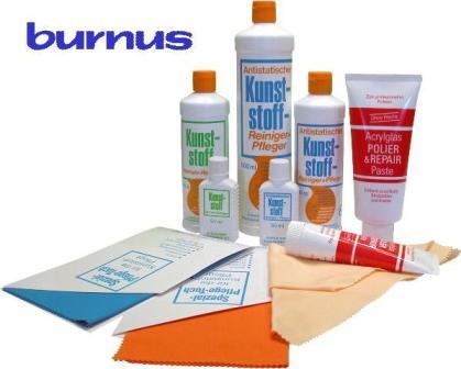 Средства по уходу за изделиями из пластика BURNUS GmbH